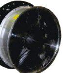 """Turbina Acero Inox 36"""""""
